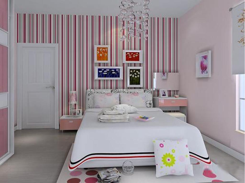 公寓式卧室效果 卧室效果图,家装效果图,装修效果图,室内设计