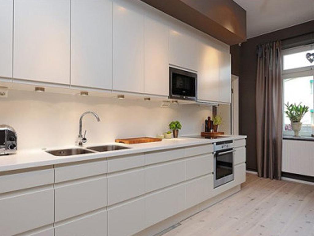 公寓 厨房,家装效果图,装修效果图,室内设计效果图,交换空间