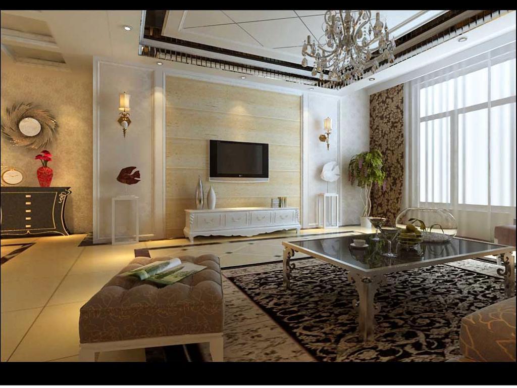 公寓式客厅效果 客厅 效果图,家装效果图,装修效果图,室内设计效