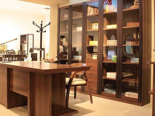 家具:整体书柜