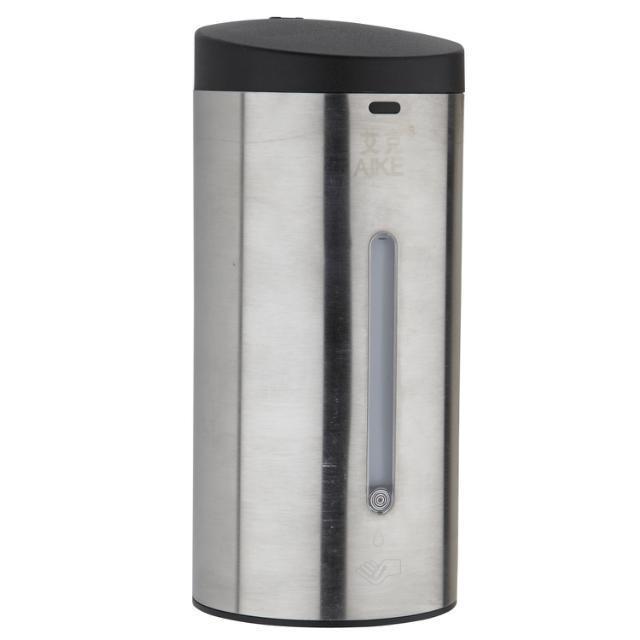 艾克不锈钢感应皂液器AK1205 给皂器